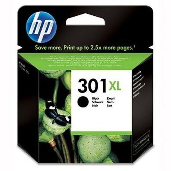 HP 301XL Cartucho Negro CH563EE    : Productos y Servicios de Stylepc