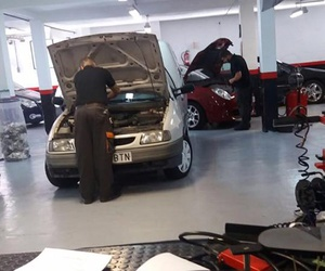 Mecánica general para motos y automóviles en Madrid