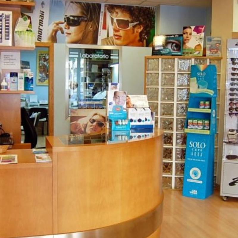 Optometría: Servicios de Altavisión Óptica