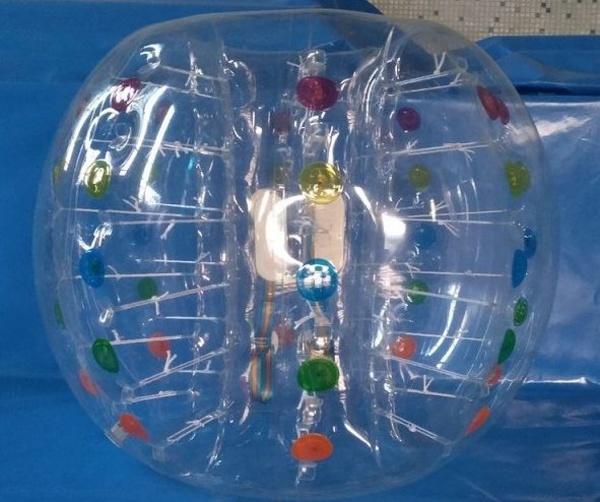 bubble ball con luz