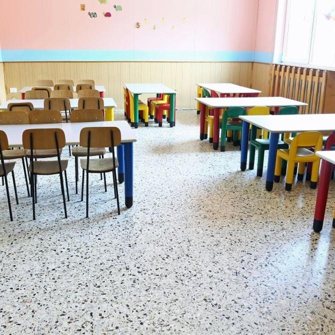 El origen de la escuela infantil