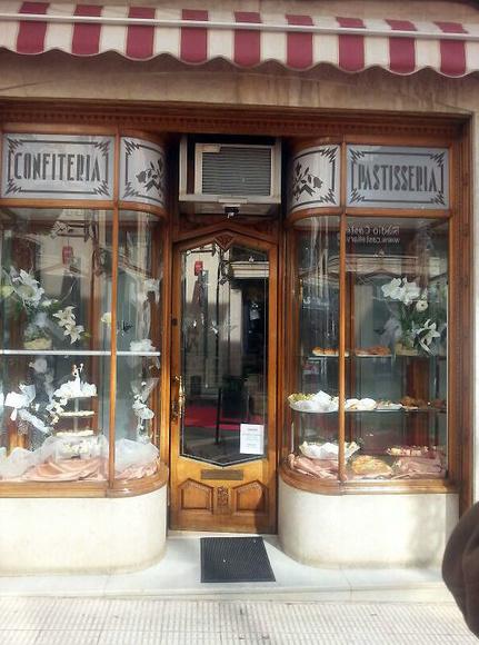 Nuestra pastelería