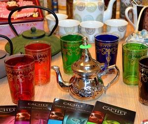 Diversos tipos de té