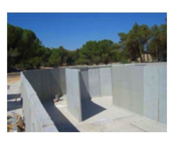 Depósitos y aljibes: Servicios de Teimsa
