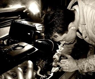 DIAGNOSIS ELECTRONICO MULTIMARCA CON EQUIPO BOSCH: Servicios de Dj Motors