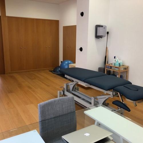 Centro de fisioterapia para rehabilitación en Manacor