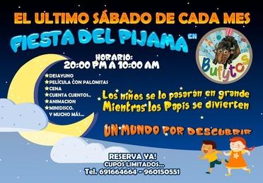 Fiestas del Pijama