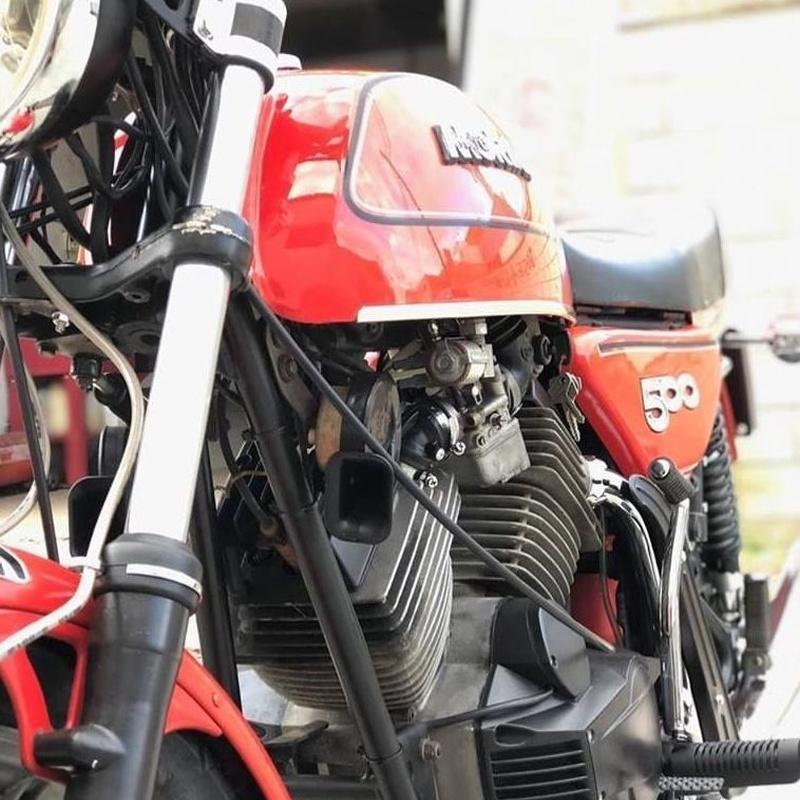 Reparación: Servicios taller de Motos Casals