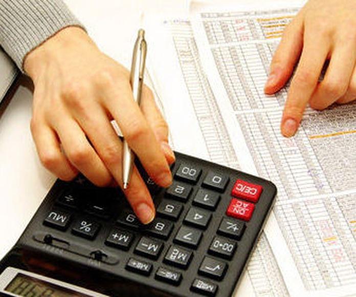 Confección de contabilidad: Servicios de SAGAS Asesores