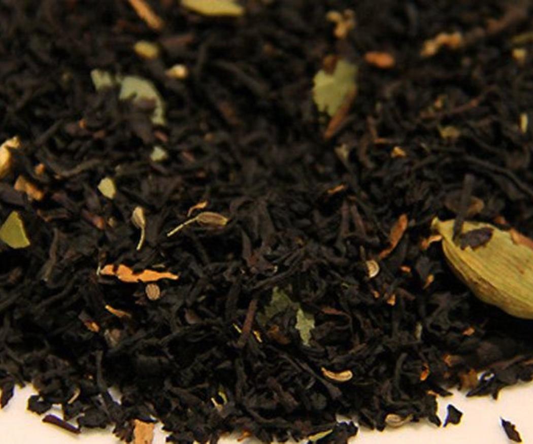 Preparación de tés de frutas