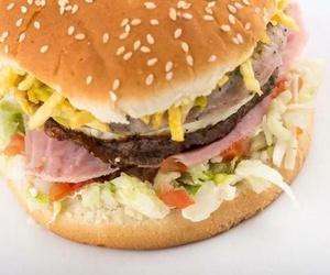 Algunas cosas curiosas sobre las hamburguesas que no sabías