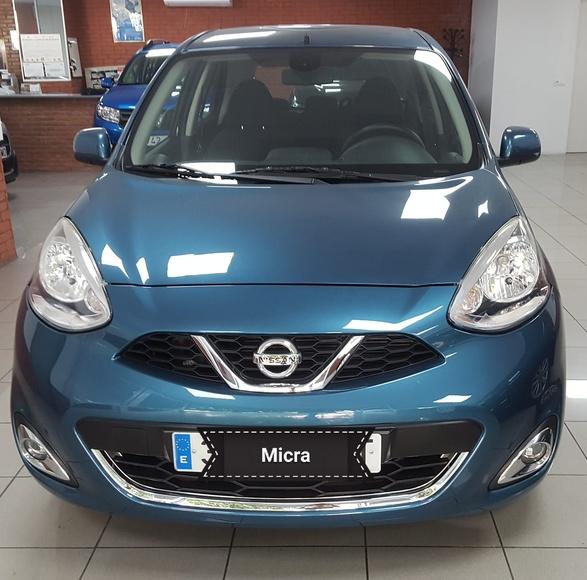 Nissan MICRA  1.2 Acenta :  de Automòbils Rambla