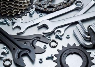 Reparación de motos en taller