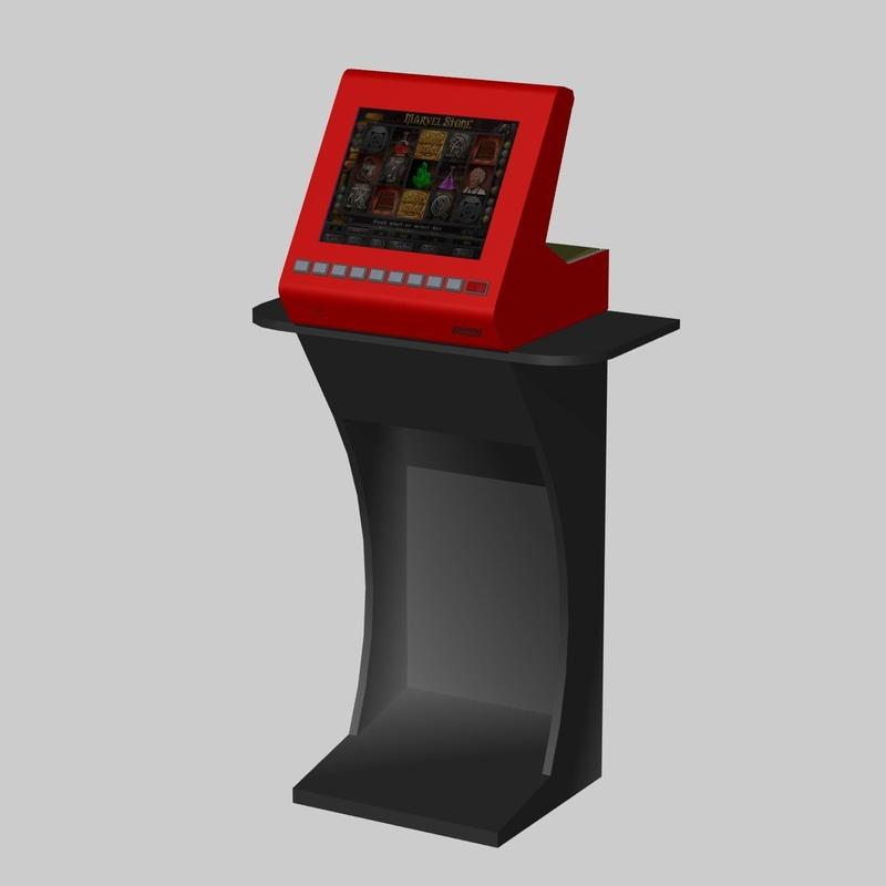 Máquina recreativa Kiosk6: Productos y servicios de 3DSWPRO