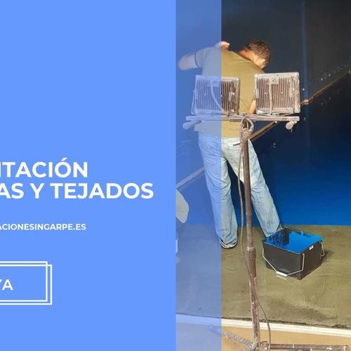 Impermeabilización de cubiertas en Santa Cruz de Tenerife | Ingarpe