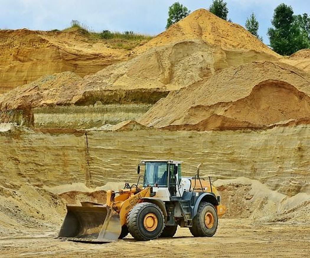 Funciones de una empresa de excavaciones