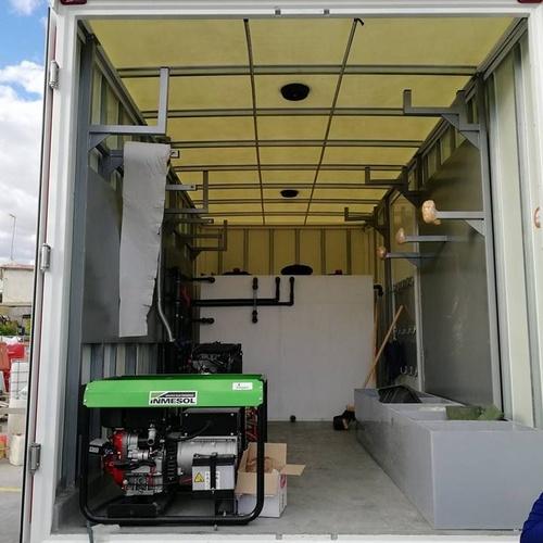 Taller móvil Hidroneri en Cartagena