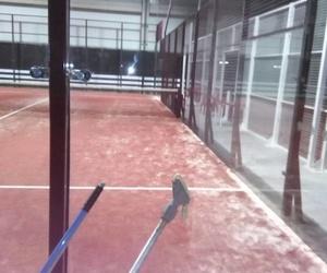 Limpieza espacios deportivos
