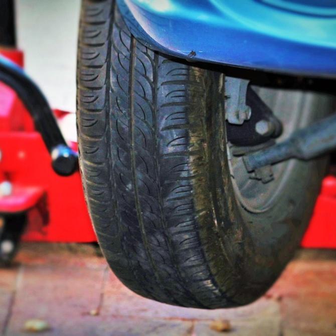 Aprende a cambiar las ruedas de tu coche