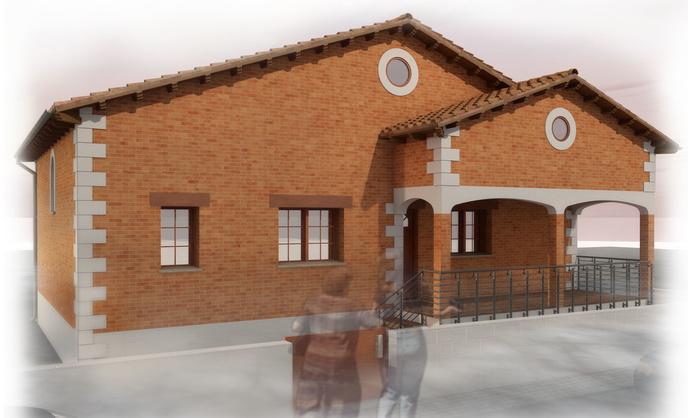 Vivienda Unifamiliar Aislada en Papatrigo, -Ávila-: Servicios y trabajo realizado de José Díaz, Arquitectos