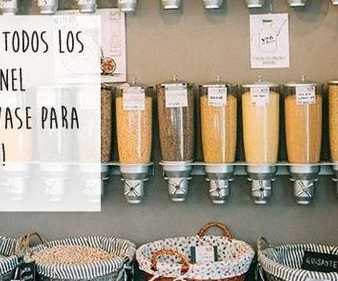 Productos ecológicos a granel: Productos de Sin Huella