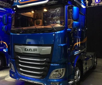 NUEVO MODELO DAF XF 530