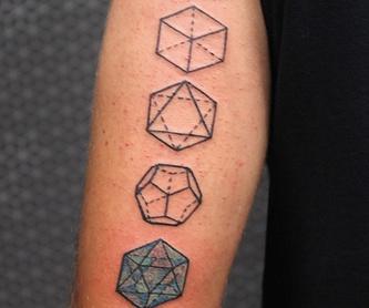 Tatuajes personalizados: Tattoo y exposiciones de Soulpeckers Tattoo & Gallery