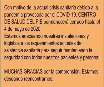 ACUPUNTURA: Servicios de Centro de Salud del Pie