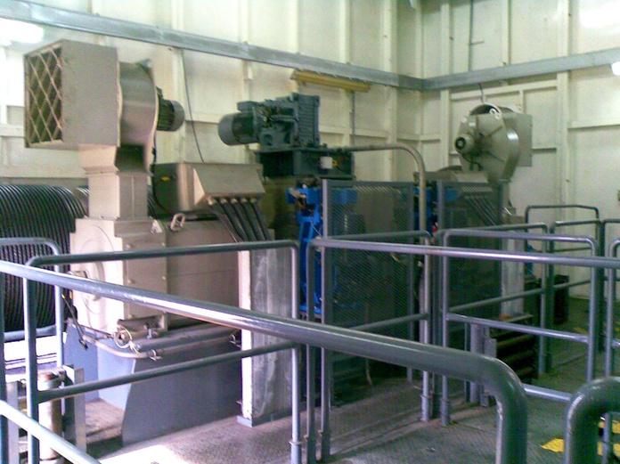 Recogida de motores: Servicios de Talleres Tomas Pascual