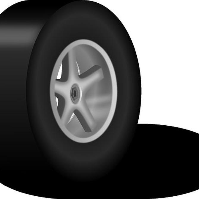 Cuida tus neumáticos