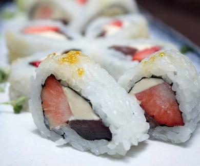 Beneficios para la salud de comer sushi