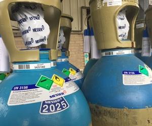 Gases para la Industria Alimentaria