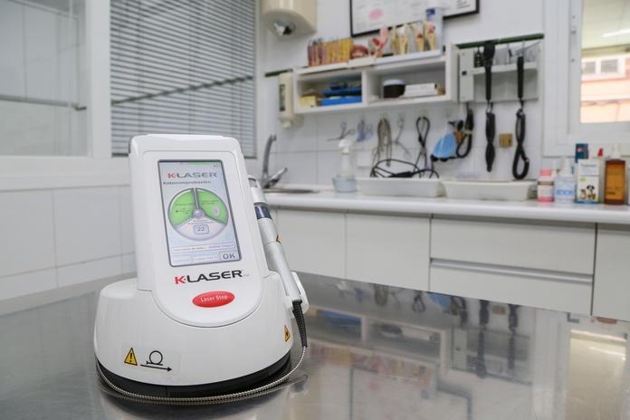 Terapia láser: Servicios de Clínica Veterinaria Ntra. Sra. De Begoña