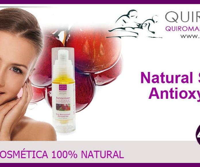 Incorpora Antioxidantes a tu piel