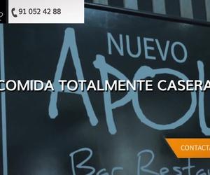 Restaurante peruano en el centro de Madrid | Nuevo Apolo