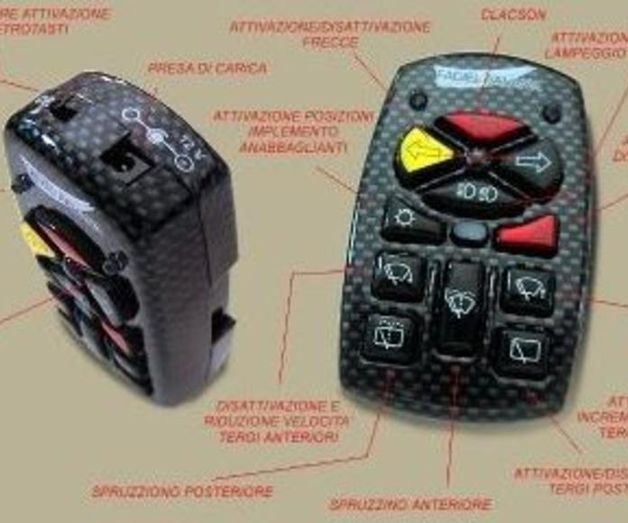 Telecomandos: Servicios y productos de Cabal Automoción Bosch Car Service
