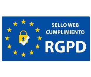Sello Web Cumplimiento RGPD
