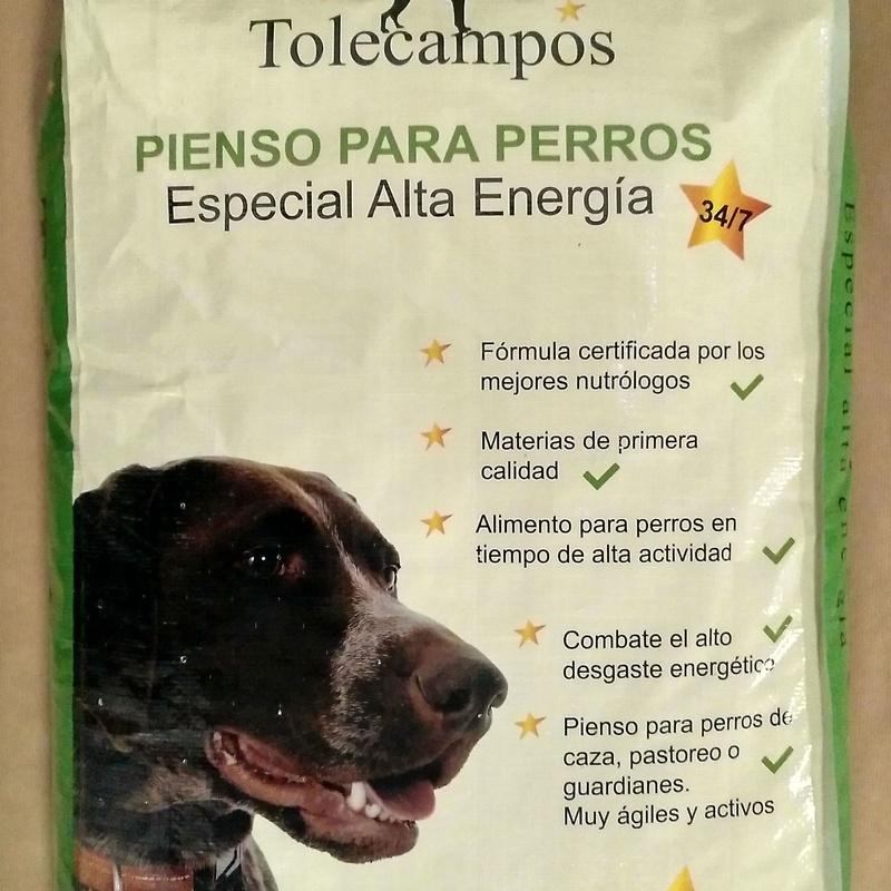 CROQUETAS ALTA ENERGIA ESPECIAL 20KG: 12€
