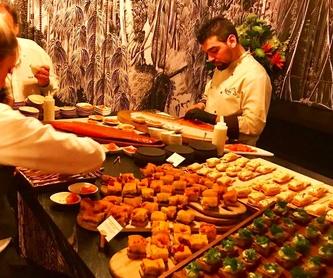 Eventos y Catering: Servicios de Carlos Pérez Gastrónomo