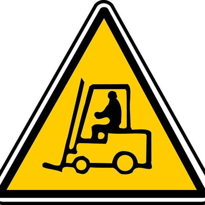 Factores de riesgo en la utilización de carretillas elevadoras