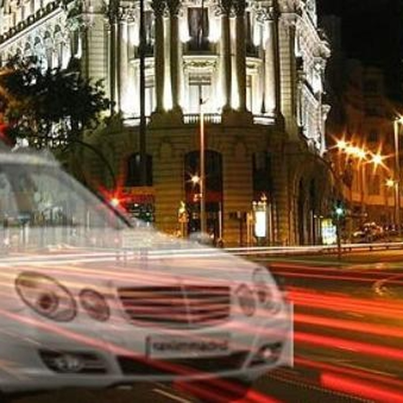 Radio taxi Madrid