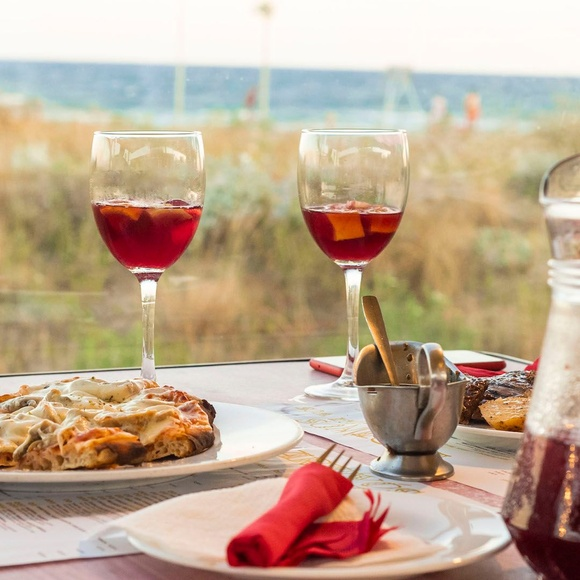 carta restaurante Paravos