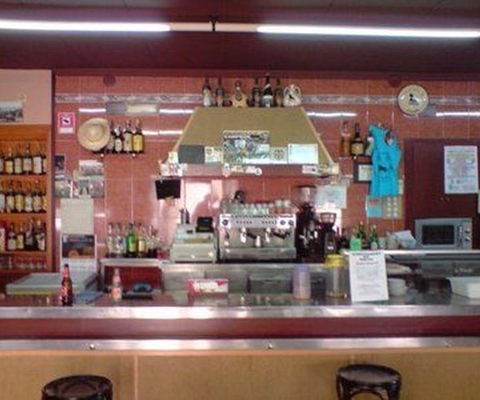 Antes Bar Arayo