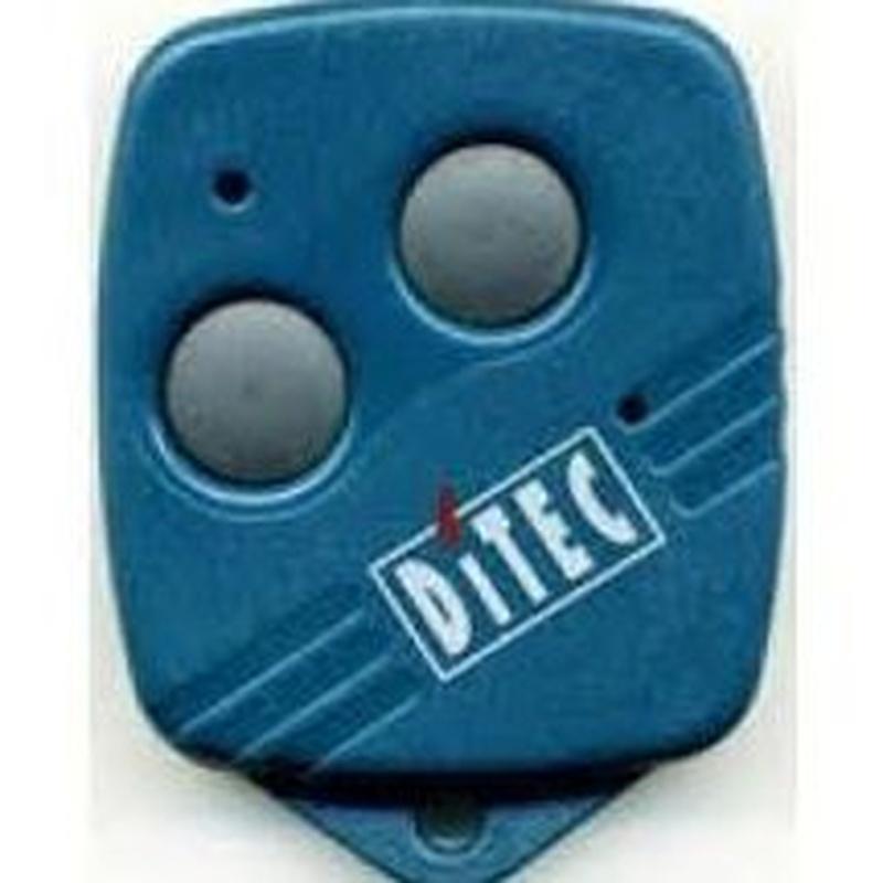 Mando Ditec, frecuencia 433Mhz, alta en garages: Productos de Zapatería Ideal