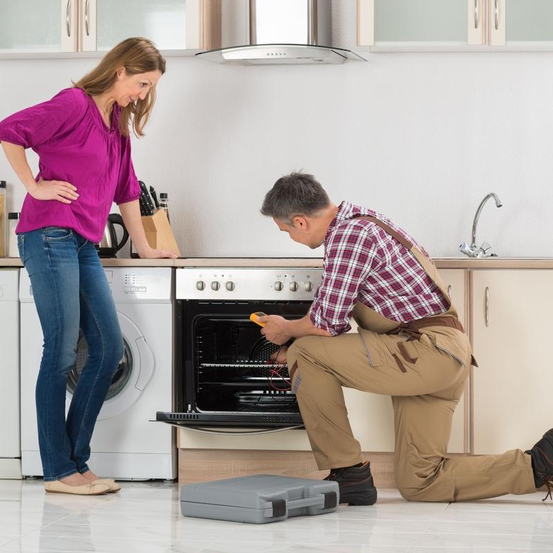 Reparación de hornos: Servicios de Servicio Oficial AEG, Electrolux, Zanussi
