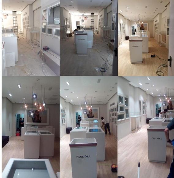 Limpieza Fin de Obra: Servicios de Limpieza de Limpiezas La Morena