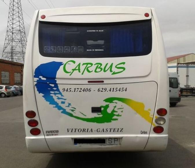 Empresa de autocares Vitoria