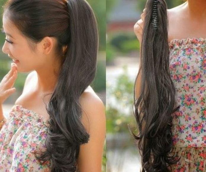 extensión coleta pelo