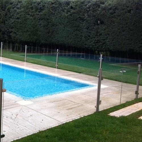 Barandilla para piscina
