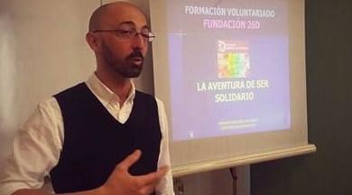 Curso de Formación al Voluntariado Fundación 26 de Diciembre